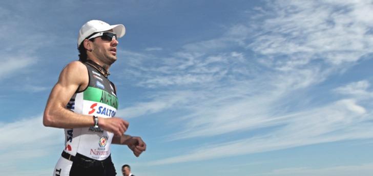 Afronta La Distancia Olímpica Del Triatlón Aritzaleku, Con Raúl Amatriain