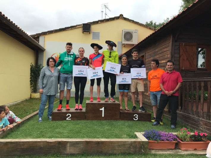 Igualdad Y Sorpresas En El Triatlón Aritzaleku 2017